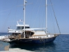 Akacia Boat Moured, Red Sea Hurghada