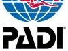 PADI Logo (White)